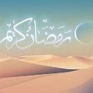 Das Flüstern in der Wüste (für Ramadan 2018) von Daniela  Illing