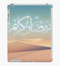 Das Flüstern in der Wüste (für Ramadan 2018) iPad-Hülle & Skin