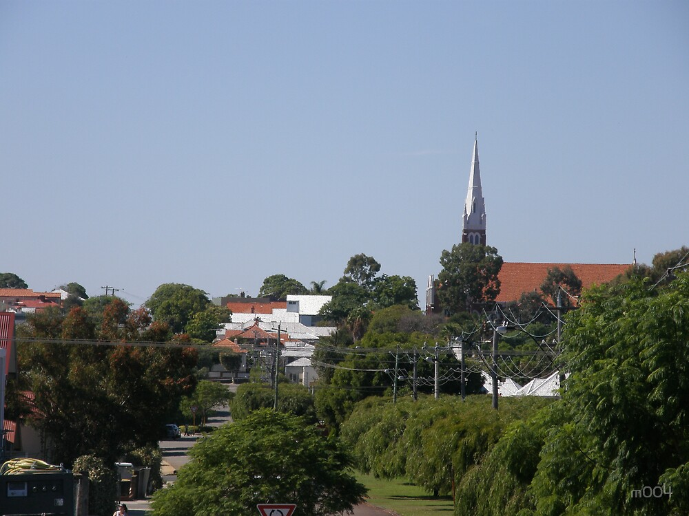 St. Marys Church. Leederville. by m004
