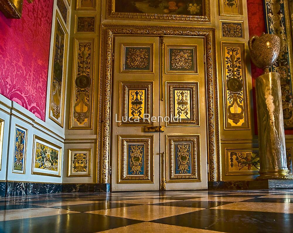 Golden Door by Luca Renoldi