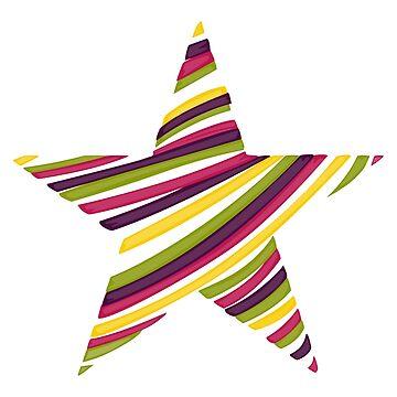 String Star by vanesaurus