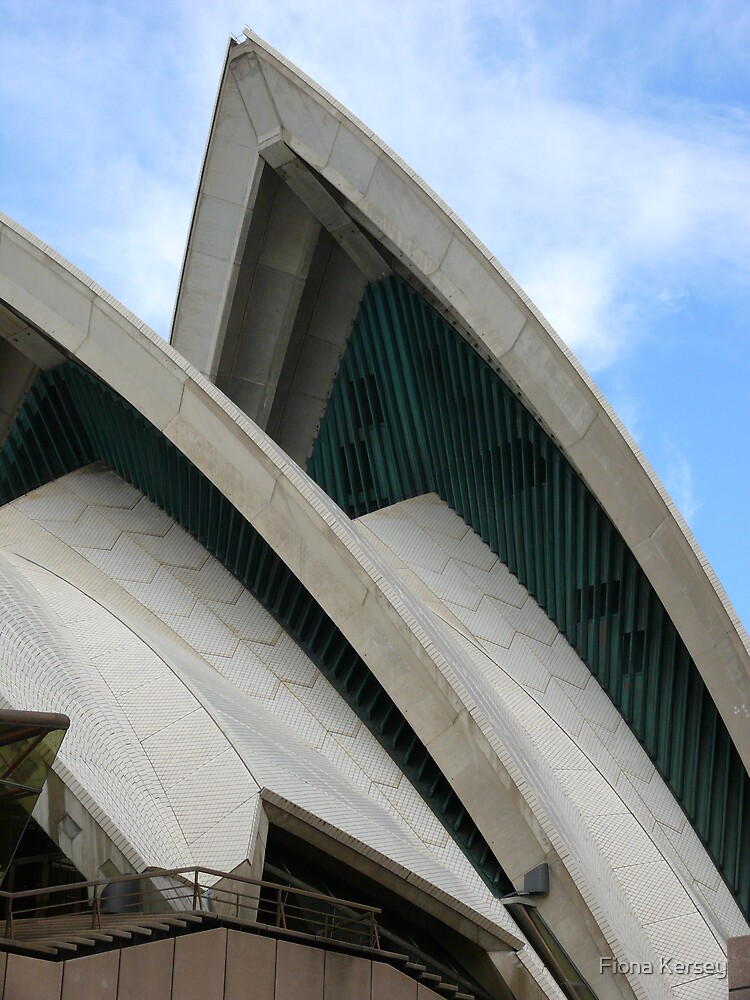 Opera House by Fiona Kersey