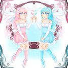 CCB Lolita Twins - 2018 (Square) by devicatoutlet
