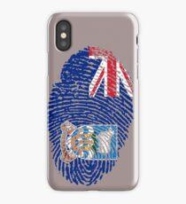 Falkland Islander iPhone Case