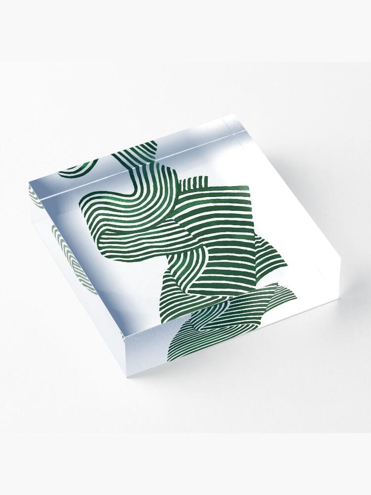Alternate view of Movement Acrylic Block