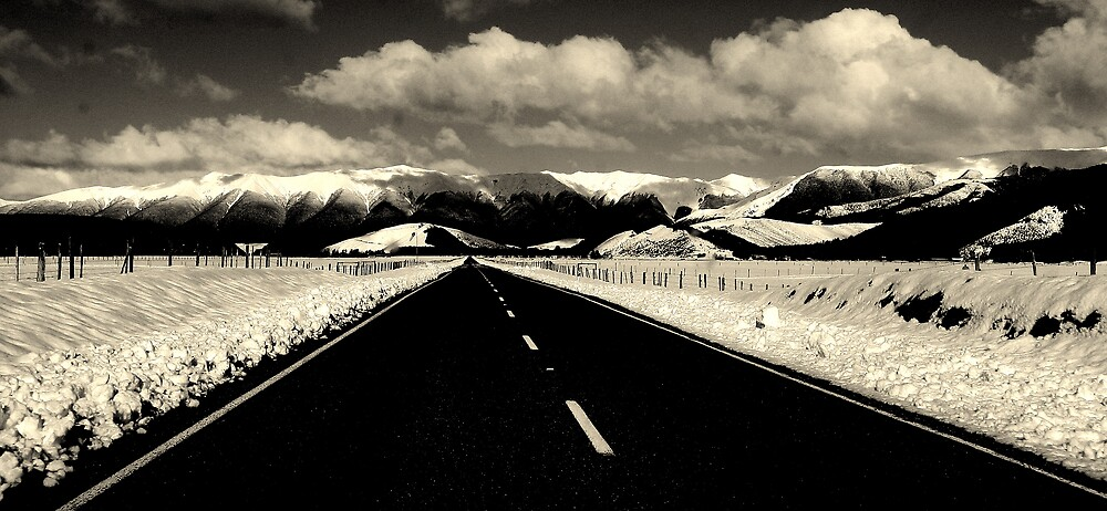 Arthur's Pass by BrianBrown