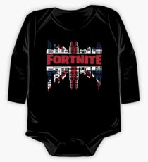 Fortnite: Battle Royale - United Kingdom One Piece - Long Sleeve