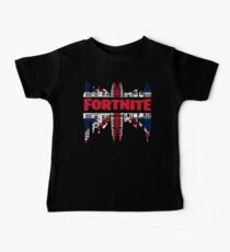 Fortnite: Battle Royale - United Kingdom Baby Tee