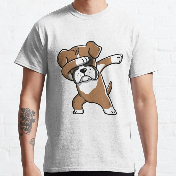 Dabbing Boxer Classic T-Shirt