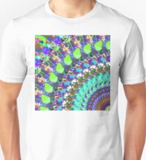 Abstract Collage of Colors Unisex T-Shirt