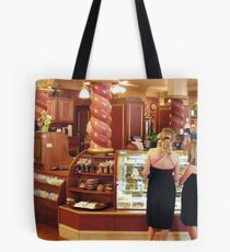 Kids in a Candy shop Tote Bag
