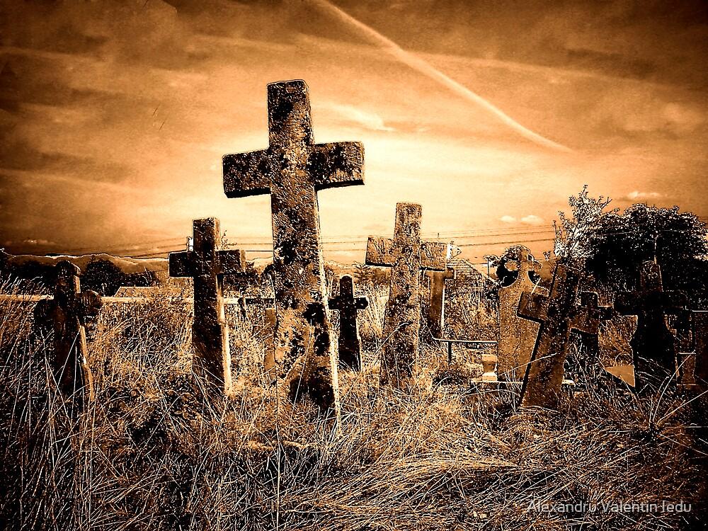 People forget dead people by Alexandru Valentin Iedu