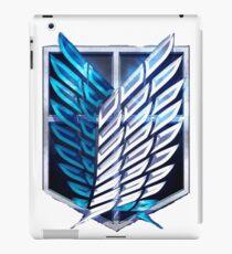 Shingeki No Kyojin Logo iPad Case/Skin