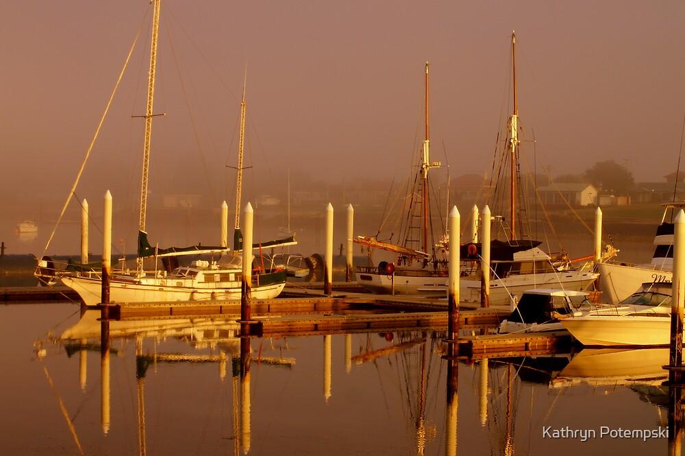 Sunshine & Fog by Kathryn Potempski