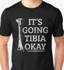 Funny Anatomy Science Apparel Unisex T-Shirt