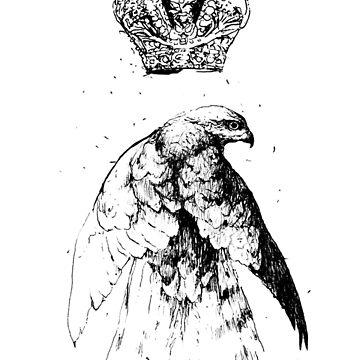 falcon by rottenfantom