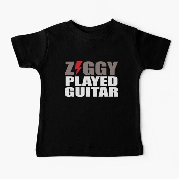 ZIGGY PLAYED GUITAR #FLASH Baby T-Shirt