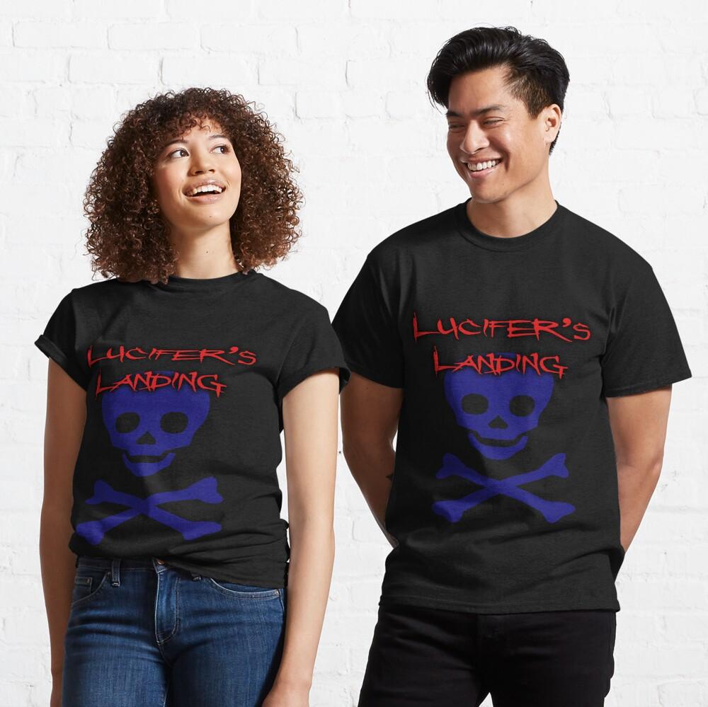 Lucifer's Landing Classic T-Shirt