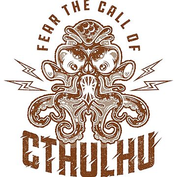 Cthulhu (bronze) by wombatworld