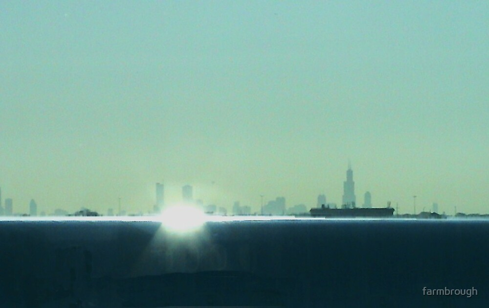 Chicago Sunrise by farmbrough