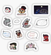 BBS Sticker Set Sticker