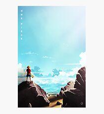 One Piece (Scenery) Photographic Print