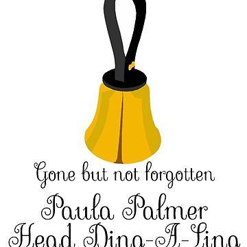 Remembering Paula Palmer handbells by MsThomEGemcity