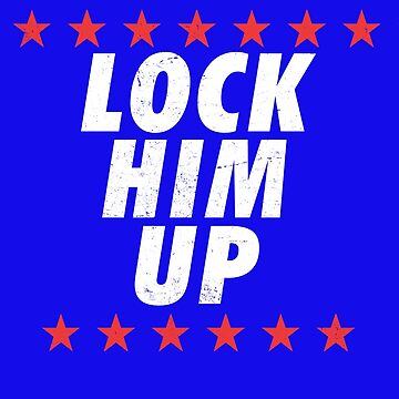 Lock Him Up   Anti Trump Protest by 8645th