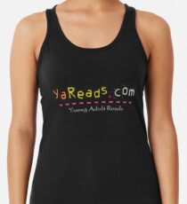Young Adult Reads  Racerback Tank Top