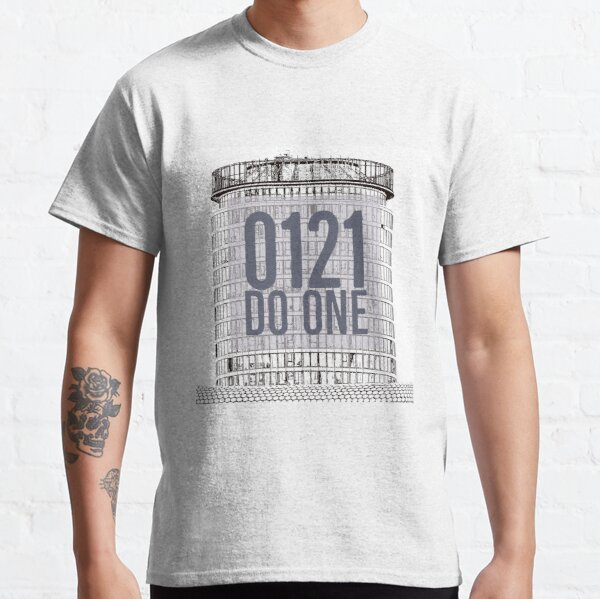 0121 Do One and the Rotunda on t-shirts and gifts Classic T-Shirt