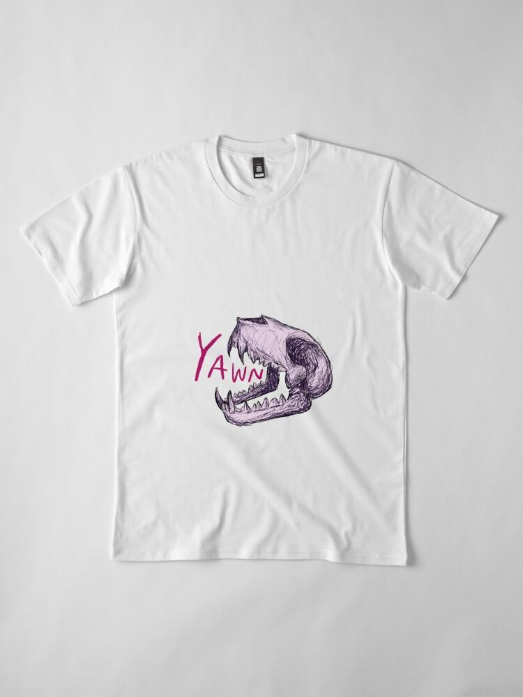 Alternate view of Kopf Verloren Premium T-Shirt