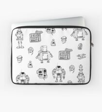 Robots Laptop Sleeve