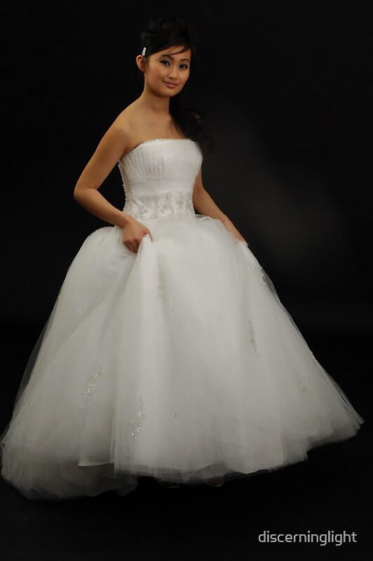 Wedding Dress by discerninglight