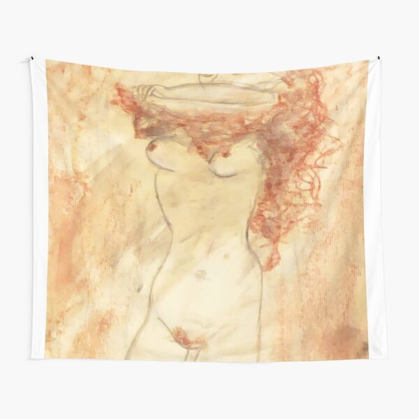Skin So Thin... Tapestry