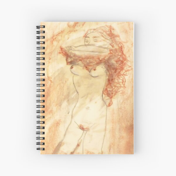 Skin So Thin... Spiral Notebook