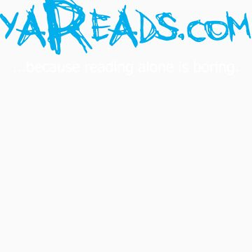 YA Reads in Blue  by yareads