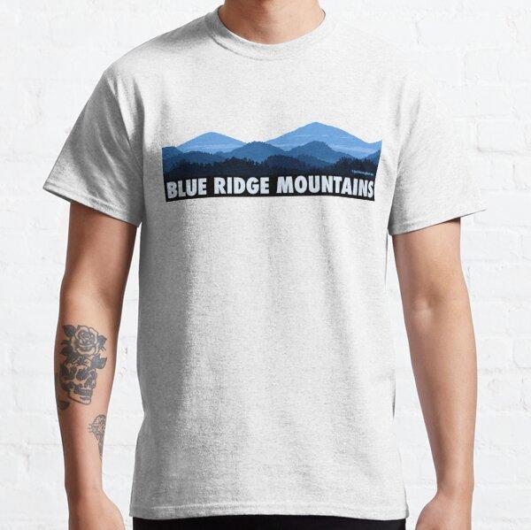 Blue Ridge Mountains Classic T-Shirt