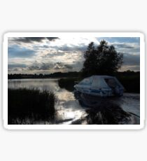 Norfolk Broads Sticker