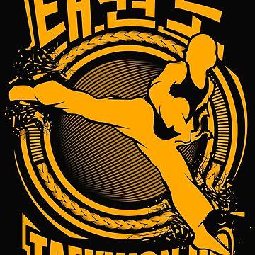 Taekwon do Break The Limits by lu2k