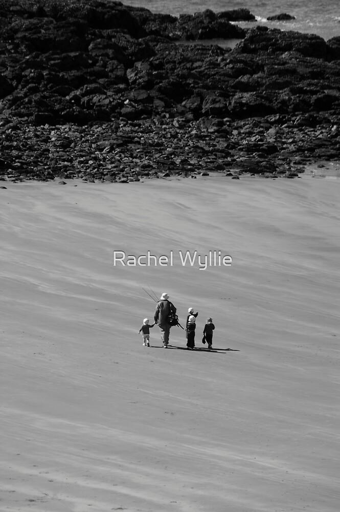 Gone Fishin' by Rachel Wyllie