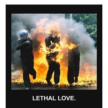 LETHAL LOVE. by sawerjke