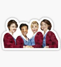Call the Midwife Sticker