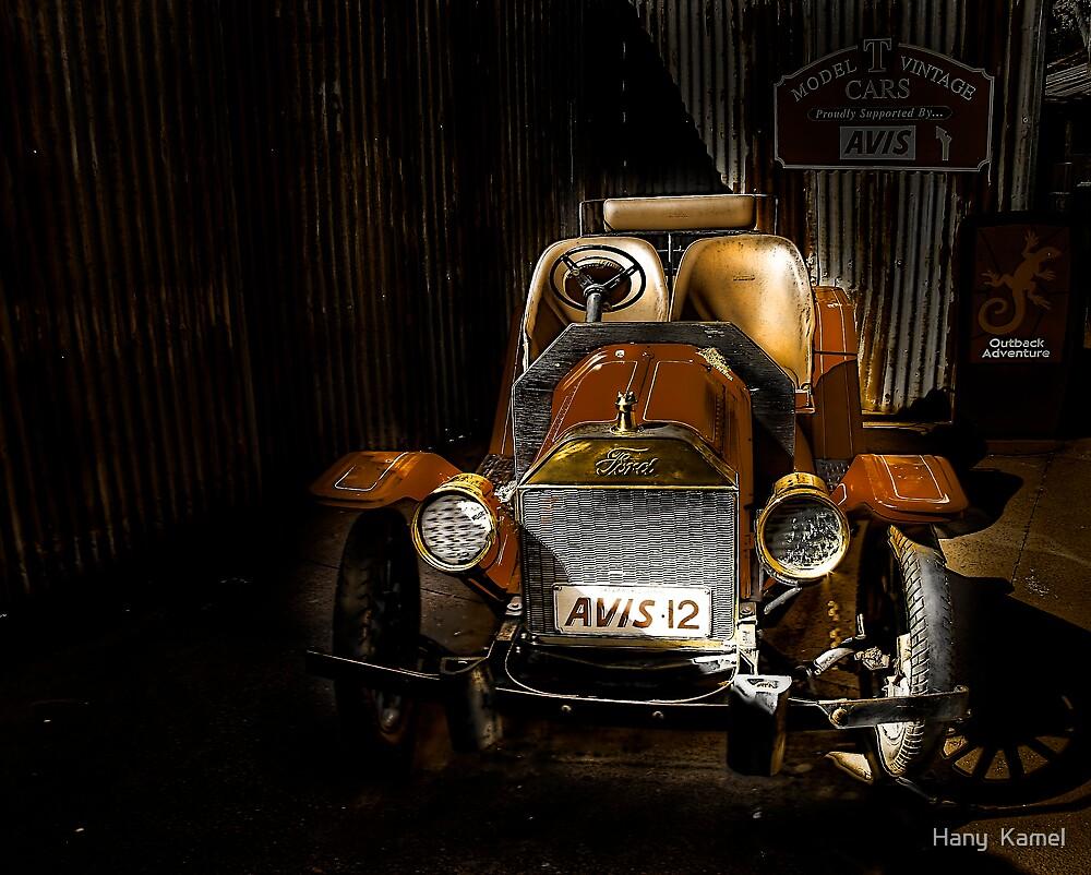 Vintage Cars by Hany  Kamel