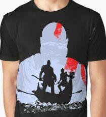 God of war 4 Graphic T-Shirt