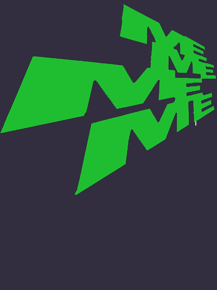 Green Memememe by Gumph