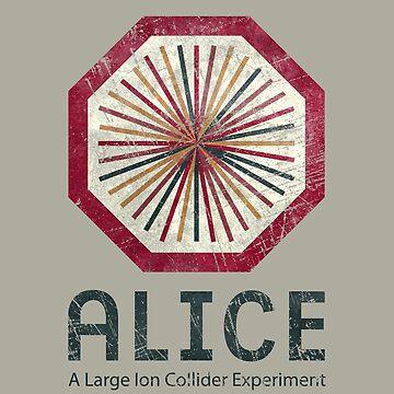 Alice Vintage Emblem by Lidra