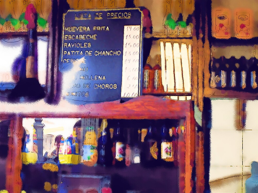 The Pub. Lima, Peru by dtomw