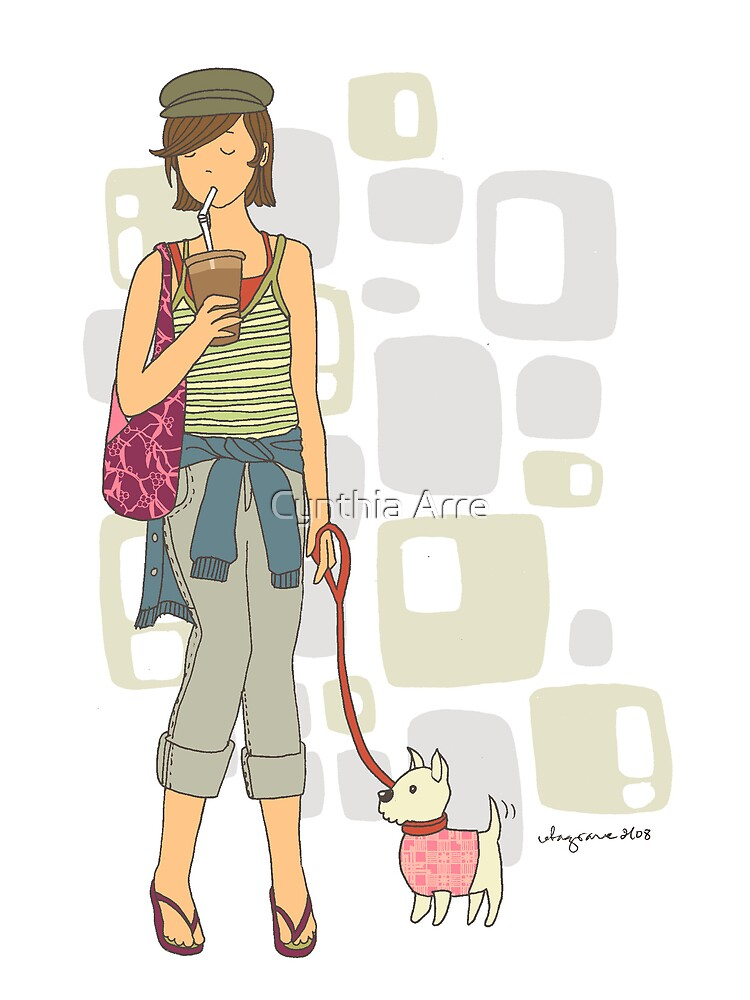 Pup Princess by Cynthia Arre