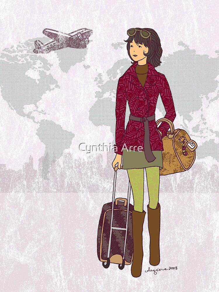 Jet Set by Cynthia Arre