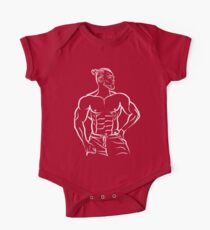 Muscle Master One Piece - Short Sleeve